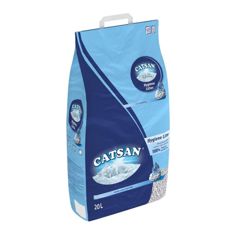 catsan hygine litter