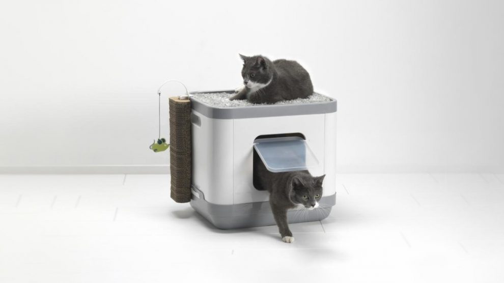 Clean N Tidy Cat Concept Multiloo Cube