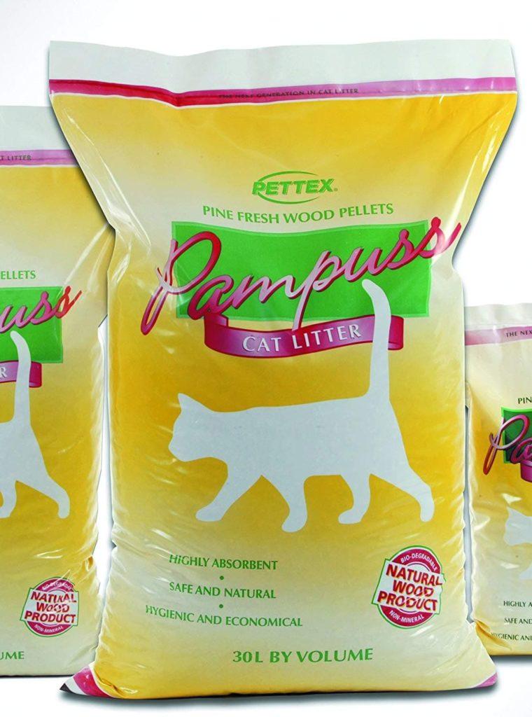 Pettex Pampuss cat litter