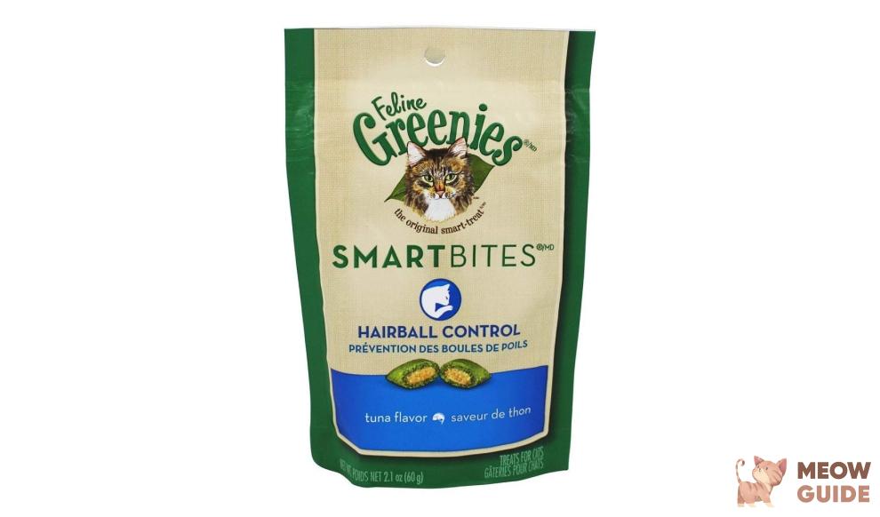 Smartbite Hairball Control Tuna Cat Treats