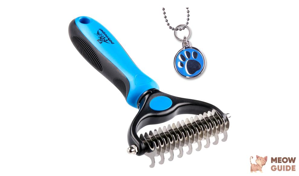Pat Your Pet Dematting Tool