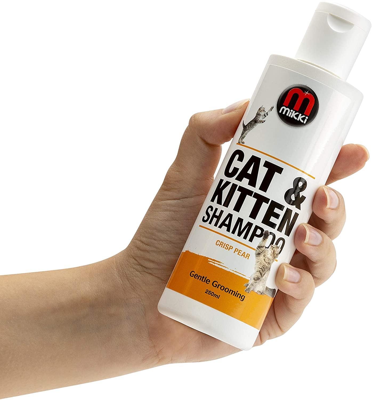 best cat shampoo uk